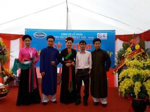 Cho thuê mc dẫn chương trình, thuê ca sỹ hát Quan họ Quận Hai Bà Trưng, Hà Nội