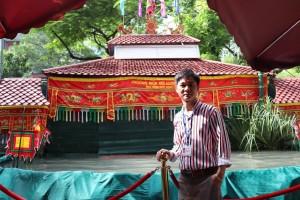 Cho thuê múa rối nước tại Sở Công Thương Hải Phòng